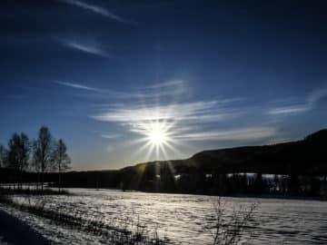 solskinn