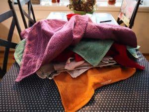 stryke khåndklær